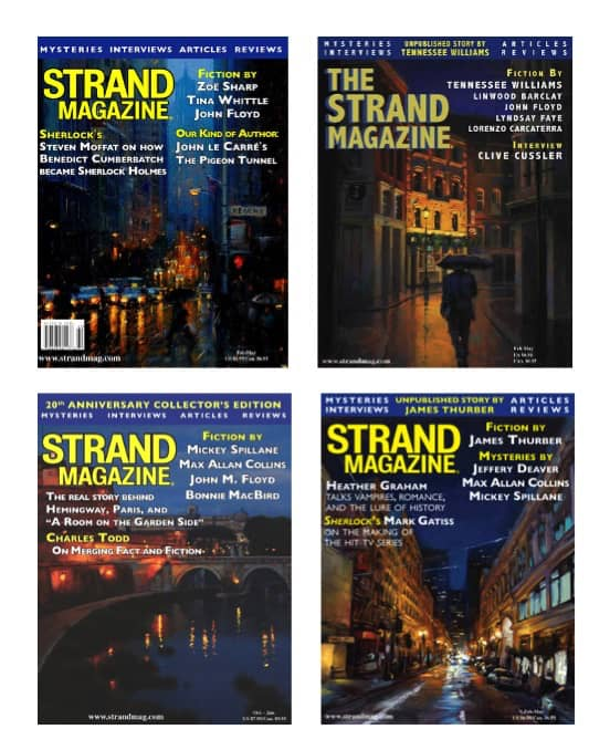 The Strand Magazine, in Conjunction With MX Publishing, Expands to Support European Audiences