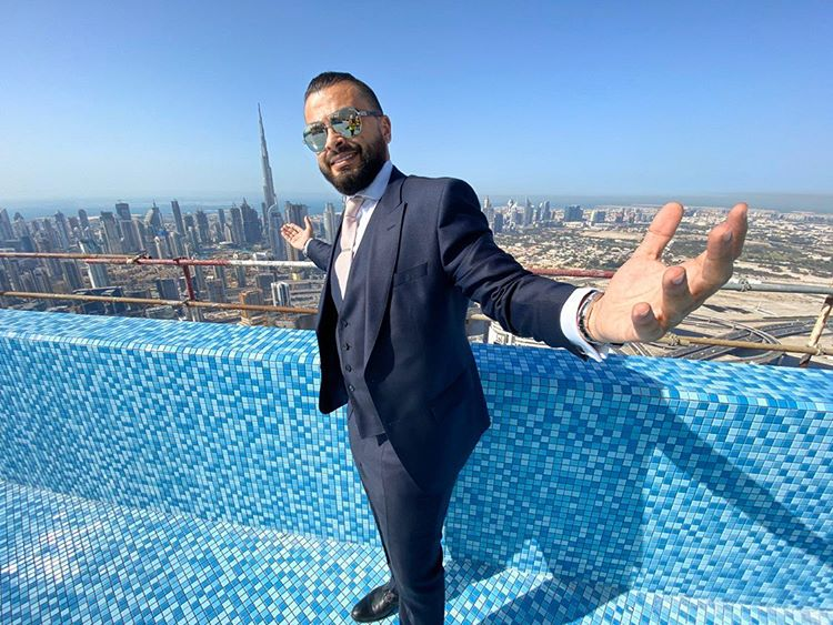 'Always Aim Higher and Grow', Says Dubai Real Estate Super Achiever Anthony Joseph Abou Jaoude