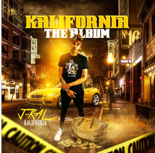 FMR Records Artist J-KaL Kalifornia Releases New Hip Hop Album and DVD