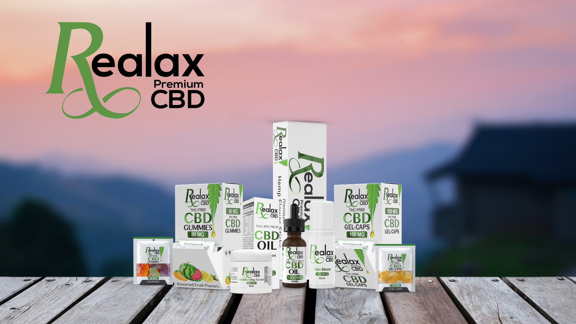 Realax CBD is now offered Nationwide Through Mr. Checkout's Direct Store Delivery Distributors