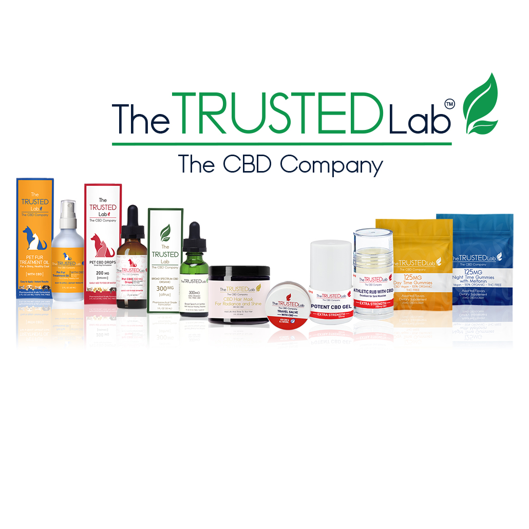 The Trusted Lab is now offered Nationwide Through Mr. Checkout's Direct Store Delivery Distributors