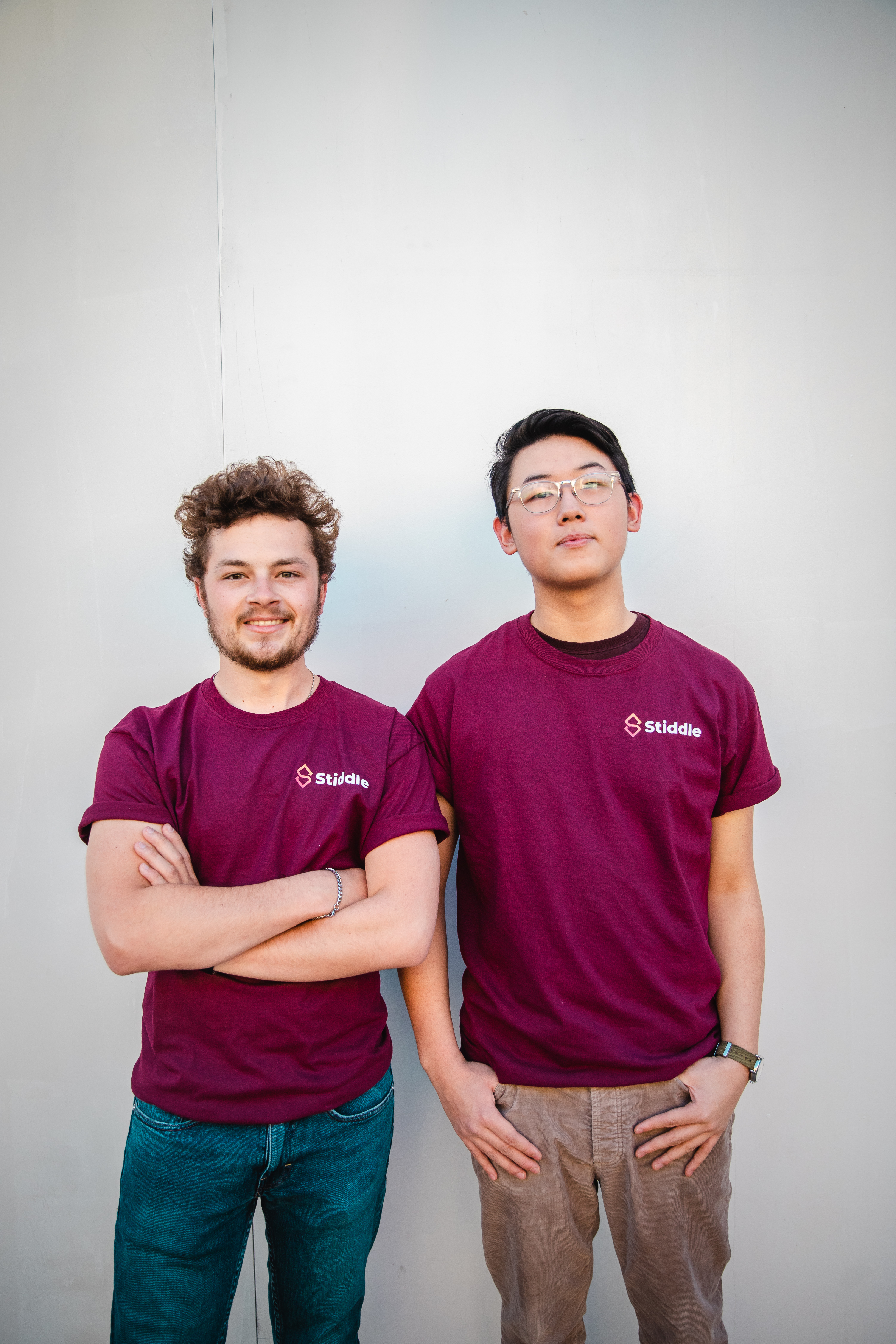 James Bender & Charis Zhang, 17-year-old Co-founders of Stiddle are ready to help businesses recover from the COVID-19 pandemic with their AI-advertising platform
