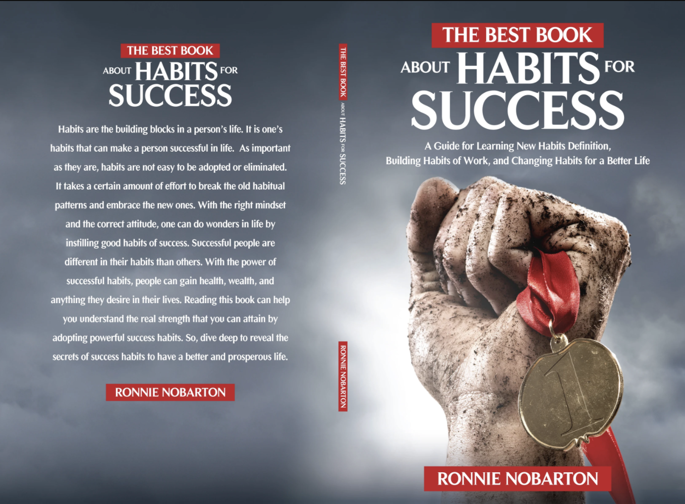 'The Best Book about Habits for Success' Reveals the Way to Success & Happiness in the New Millennium