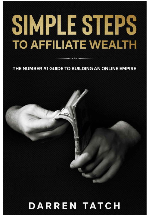 MyDealsClub Founder Releases Simple Steps To Affiliate Wealth E-Book On Amazon