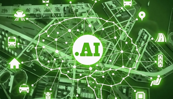 Artificial Intelligence - the .AI domain is on the rise