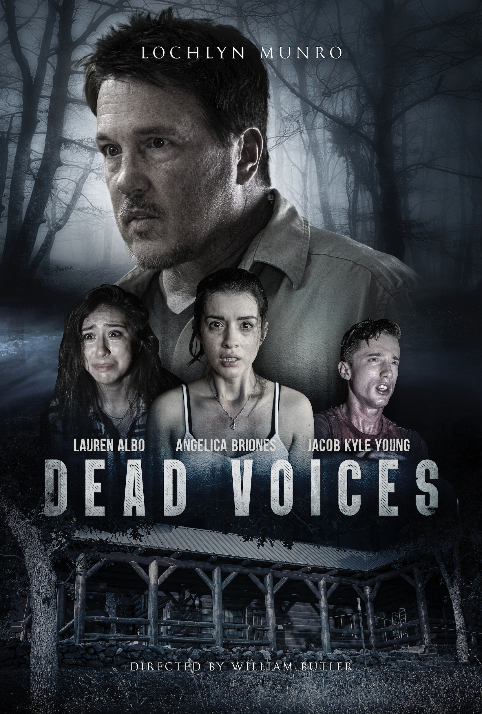 Riverdale Star in New Scary Movie, Dead Voices