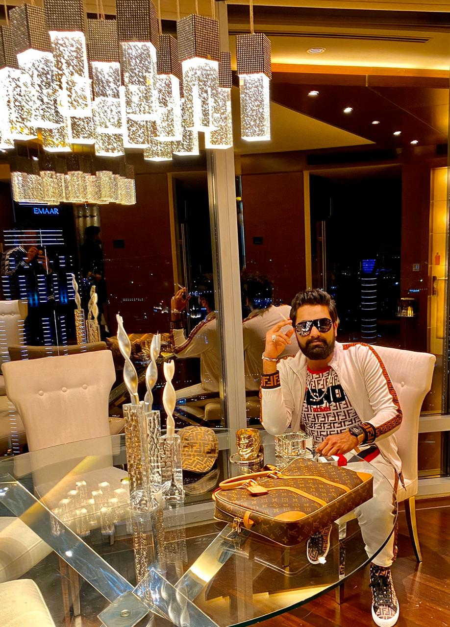Asad Ravjani Aka Lucky Has An Apt Reply On Why He Loves To Show Off His Luxuries