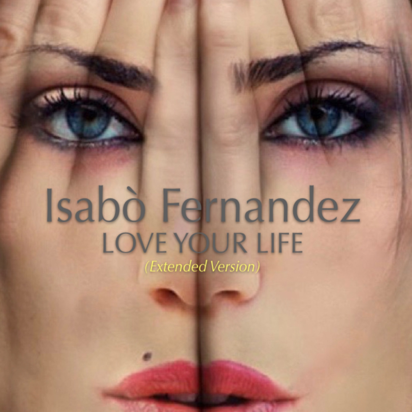 ISABO' FERNADEZ's single LOVE YOUR LIFE (Extended Version) available from May 2020.