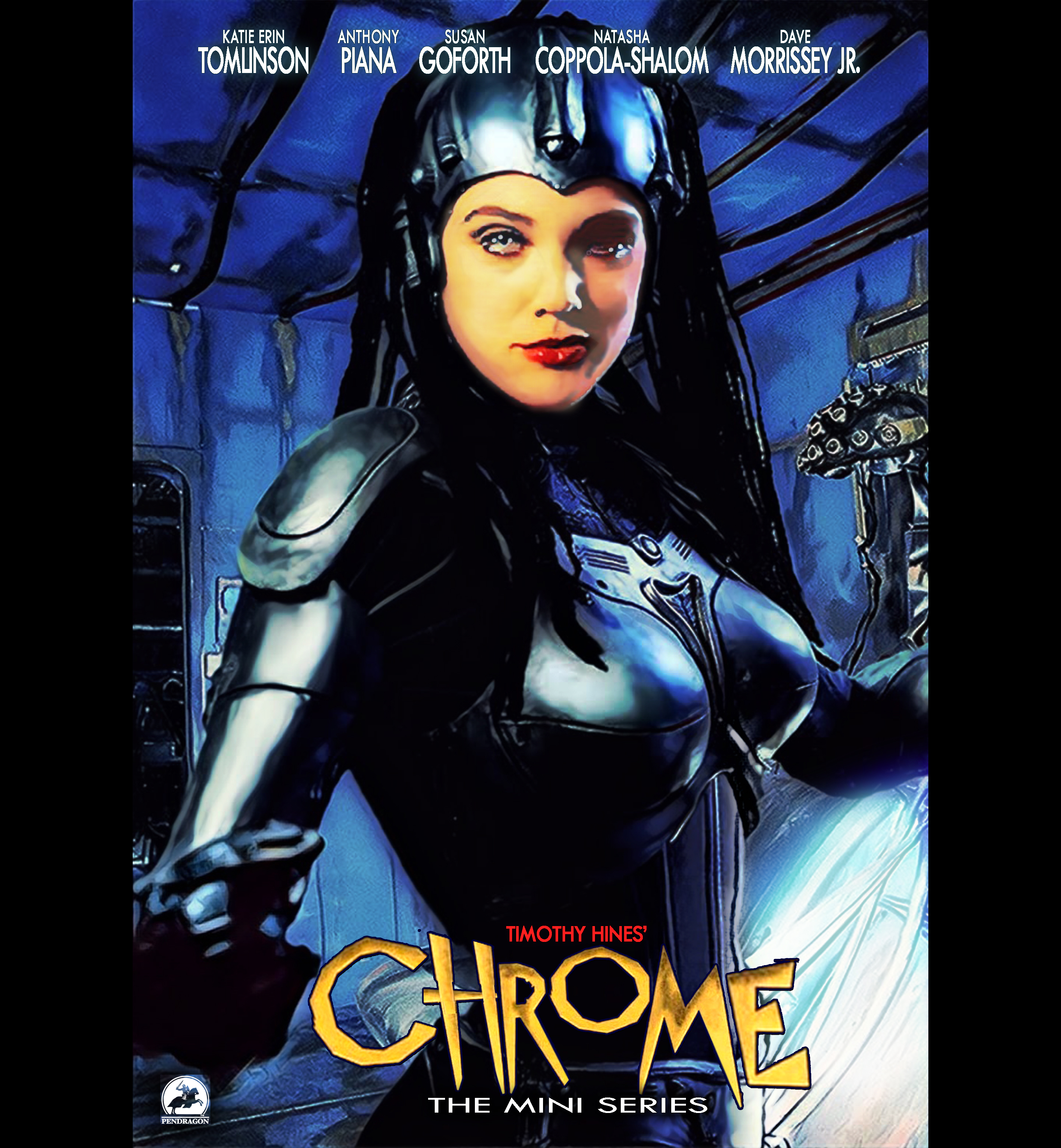 Chrome The Series coming to Amazon Prime Video UK this month