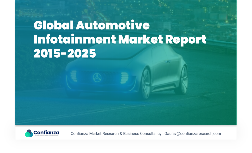 Global Automotive Infotainment System Market To Reach USD 34.77 Billion Market Size By 2025 | CAGR: 9.7% | Denso Corporation, Robert Bosch GmBH, Continental AG, Harman International Industries Inc.