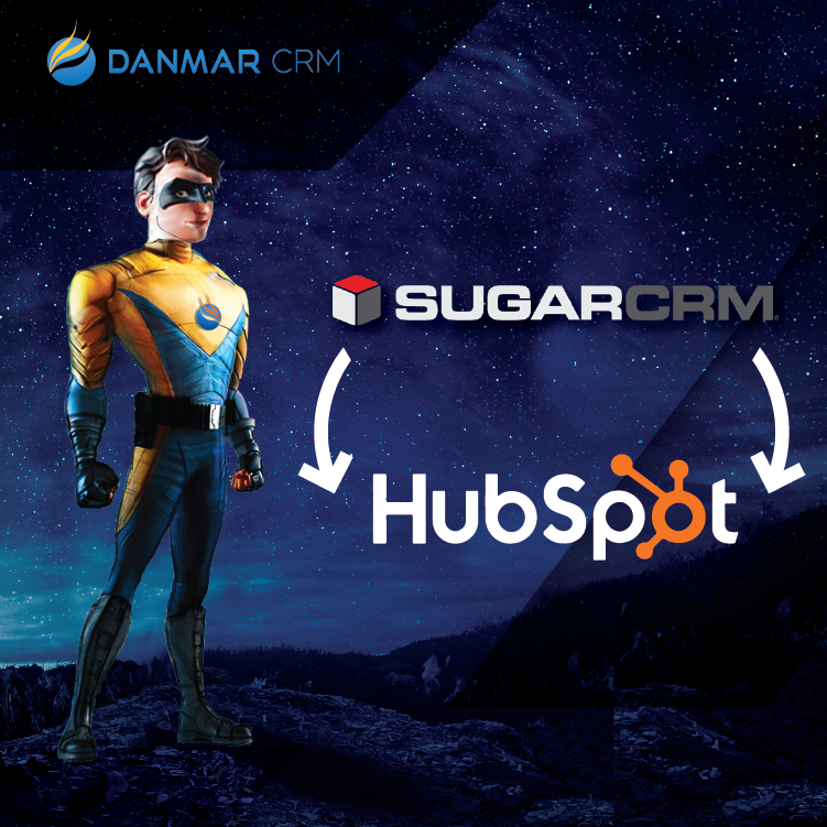 HubSpot integrates SugarCRM and 1CRM