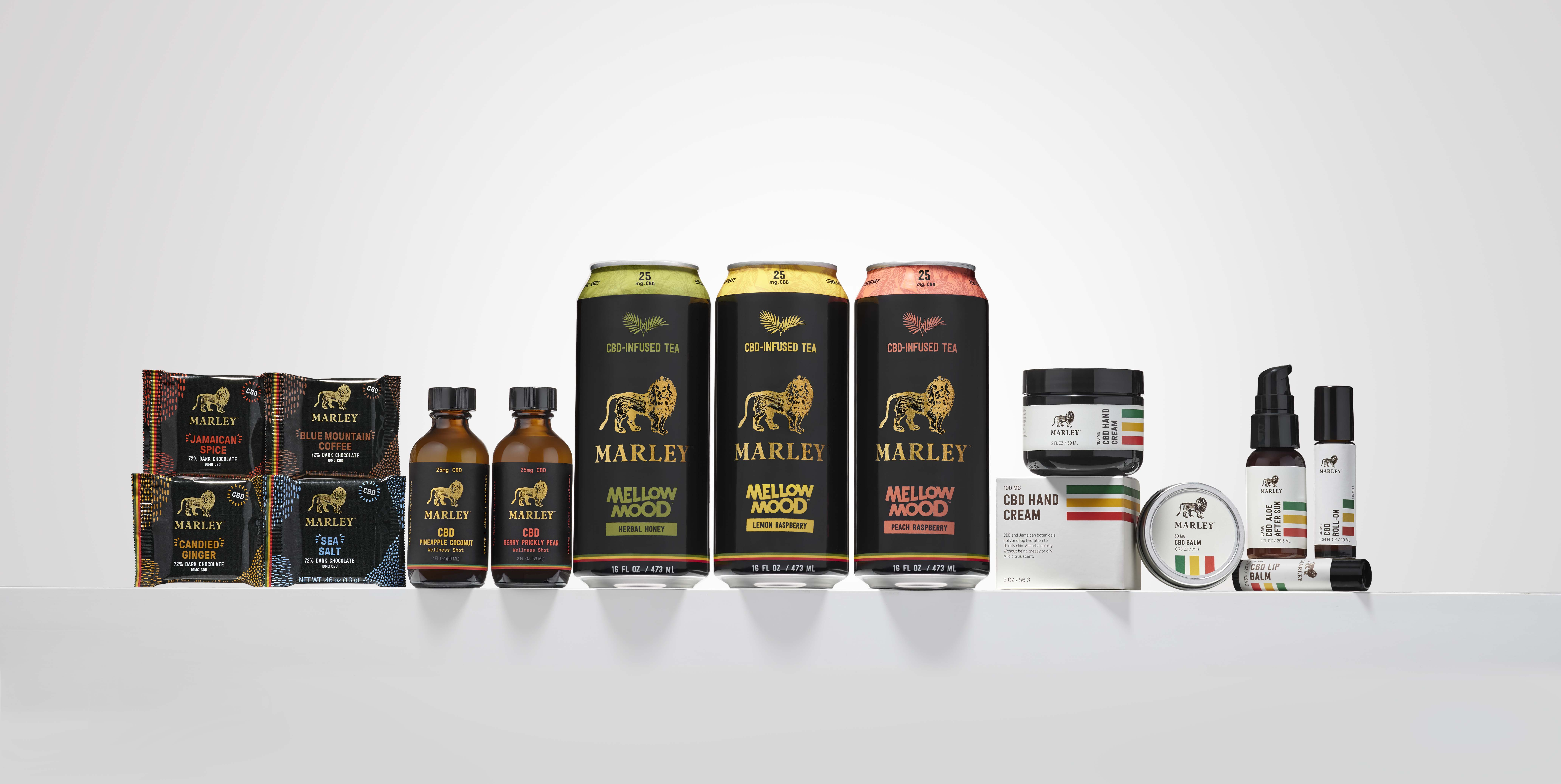 Marley CBD is now offered Nationwide Through Mr. Checkout's Direct Store Delivery Distributors