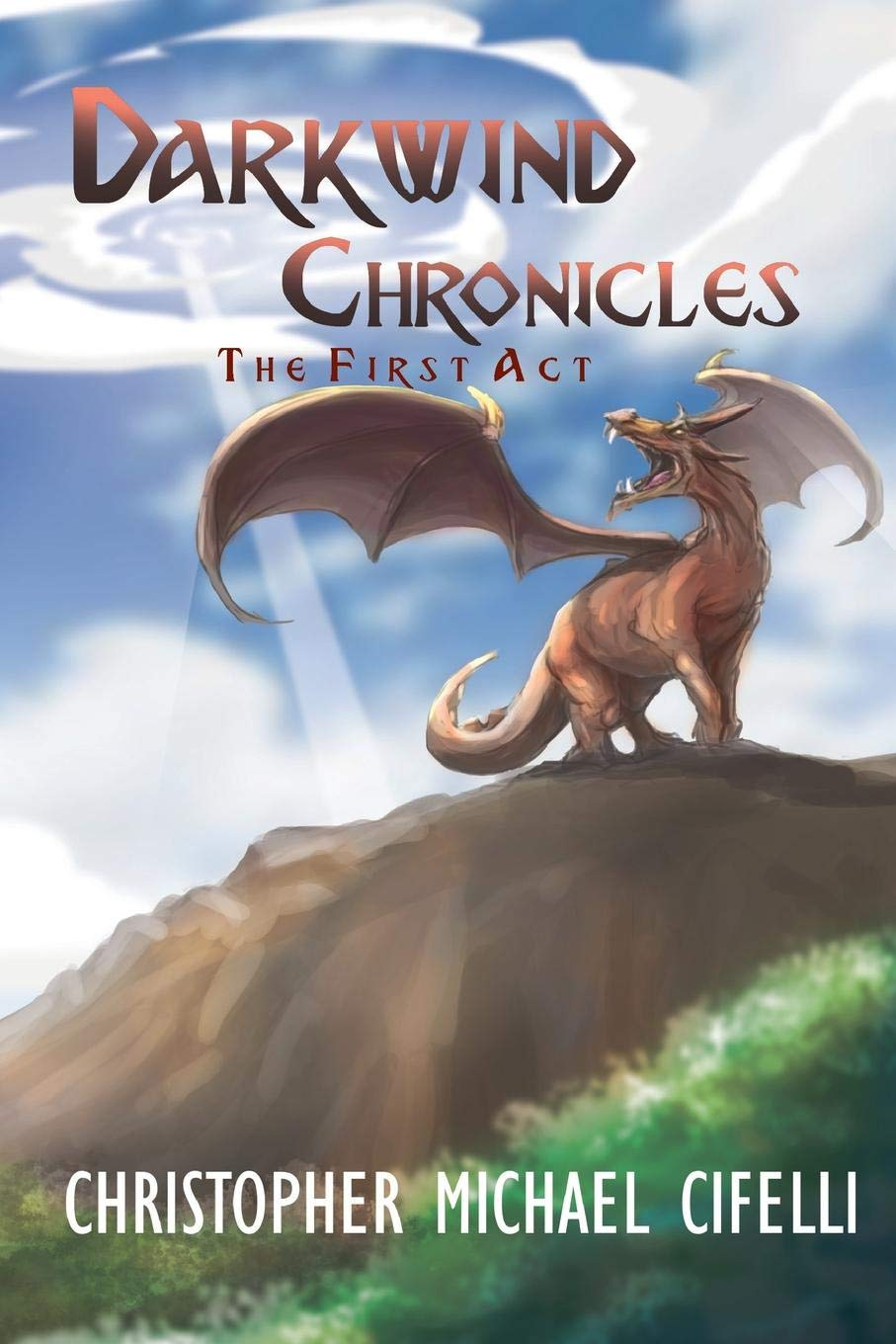 Author Pens a Grippingly Adventurous Fiction Novel titled Darkwind Chronicles