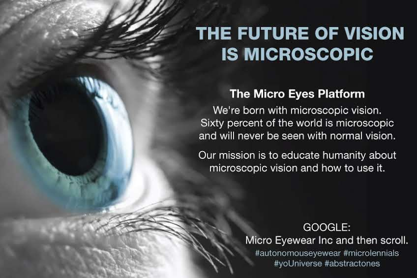 Micro Eyewear Inc. raises the bar in the eyewear industry with the autonomous eyewear technology