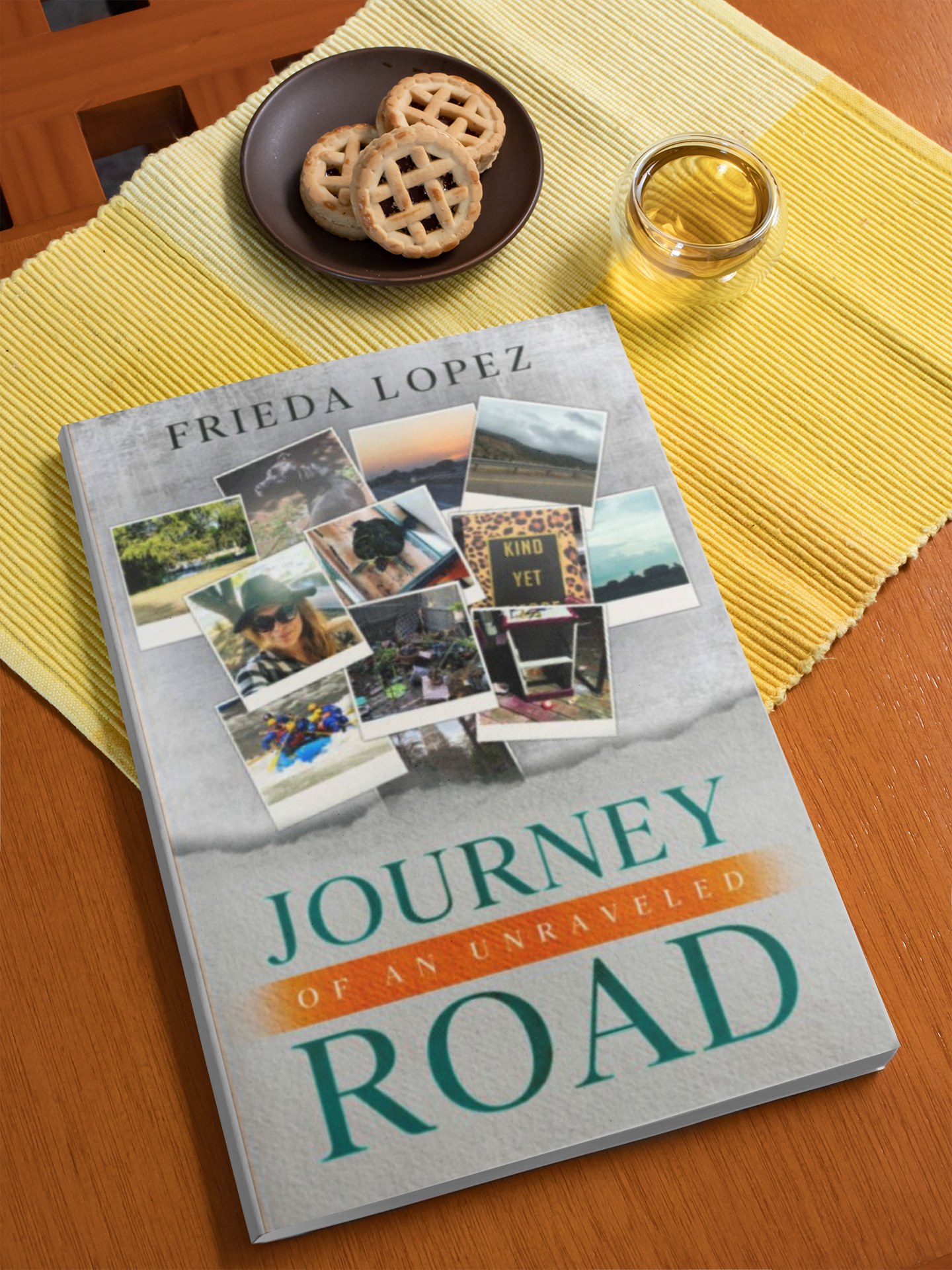 "Author and Former ""American Idol"" Contestant Frieda Lopez Debuts Memoir called ""Journey of an Unraveled Road"""