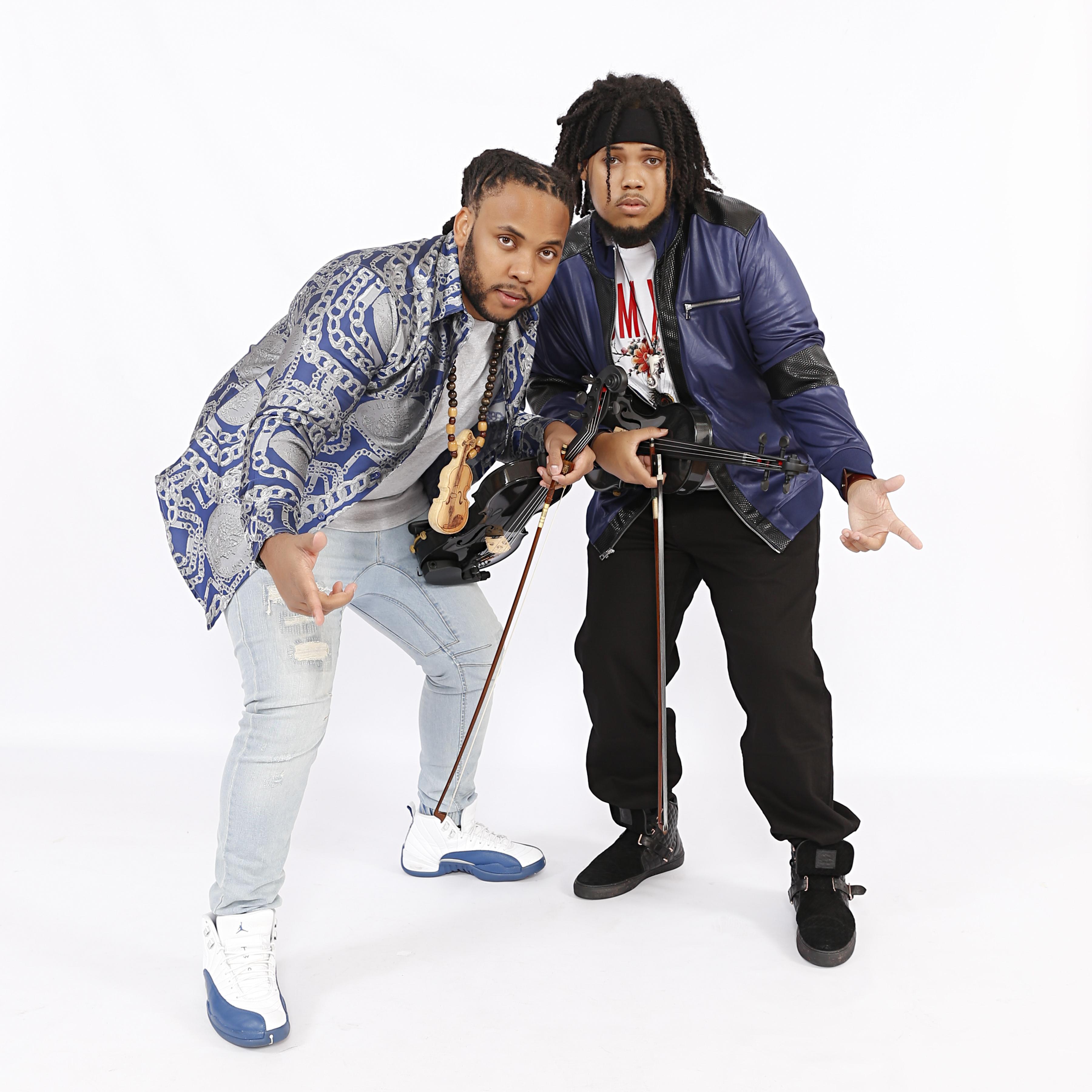 """Violin Duo Sons Of Mystro strings new life in Doja Cat's Billboard smash single """"Say So"""""""