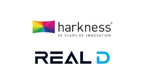 REALD and Harkness announce new partnership on Precision White Technology (PWT)
