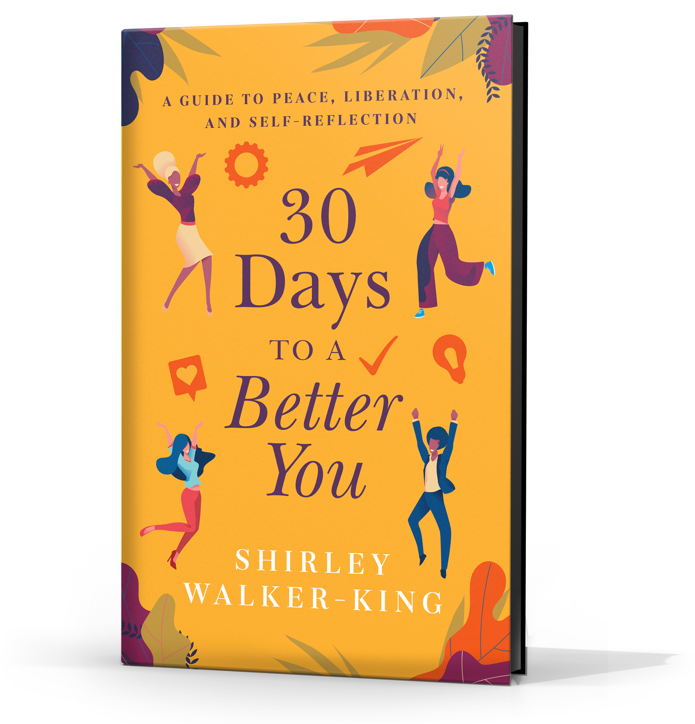 Coach and Bestselling Author Releases 30-Day Faith-Based Personal Growth Guide