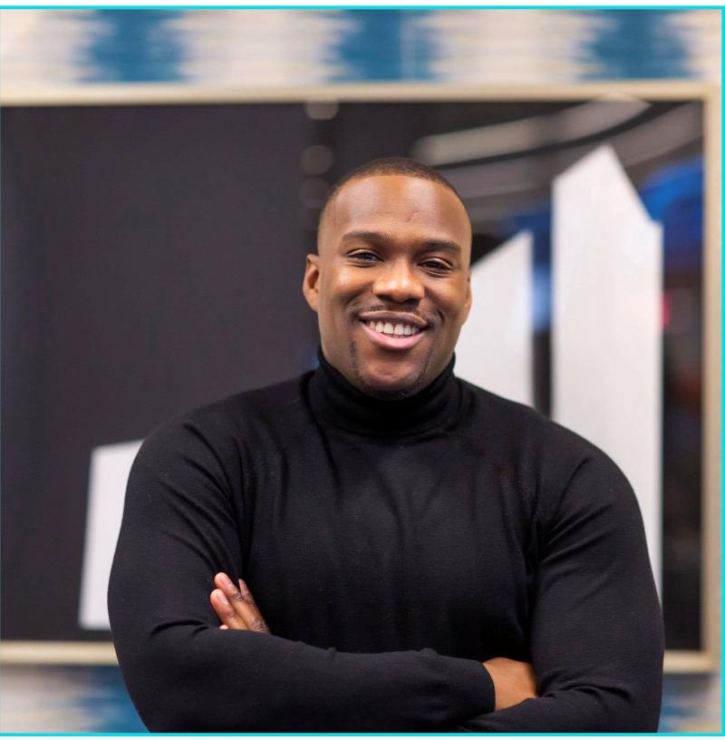 Meet Social Media Influencer Keishorne Scott
