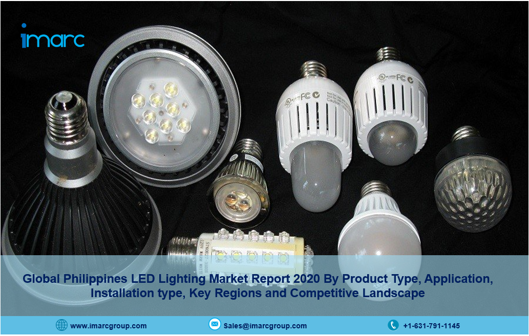 Philippines LED Lighting Market Report 2020, COVID-19 Impact, Market Trends, Share, Size and Forecast Till 2025