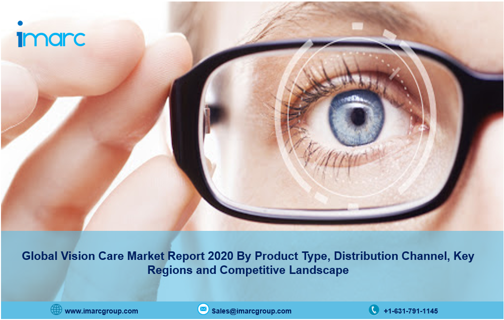 Global Vision Care Market Size Worth USD 72.3 Billion by 2025, Growth Impelled by Advent of Online Vision Testing Modules