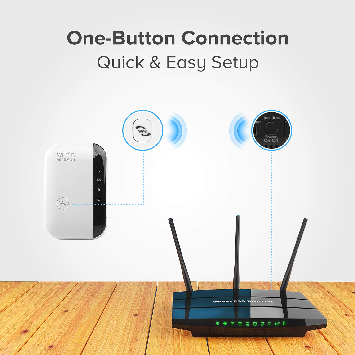 Super Boost Wifi - Never Lose Internet Connection Again