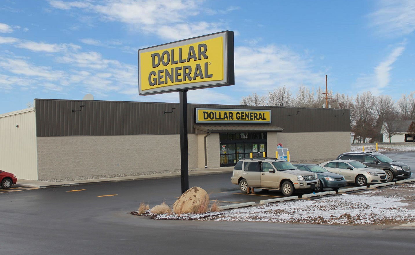 The Boulder Group Arranges Sale of Net Leased Michigan Dollar General
