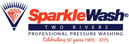 The Most Credible and Affordable Pressure Washing Service - Sparkle Wash Two Rivers