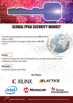 FPGA Security Market to Grow Due to Increased Application In The COVID -19 Pandemic| Global Industry Analysis by Size, Share Leaders, Growth Opportunities, Segmentation, Top Key Players Study By 2025
