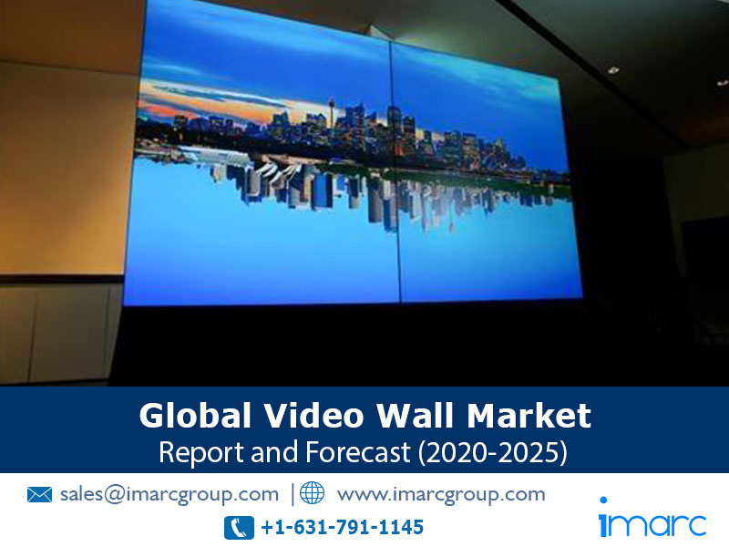 $32+ Bn Video Wall Market Research Report 2020, Global Industry Trends, Share, Size, Demand and Future Scope