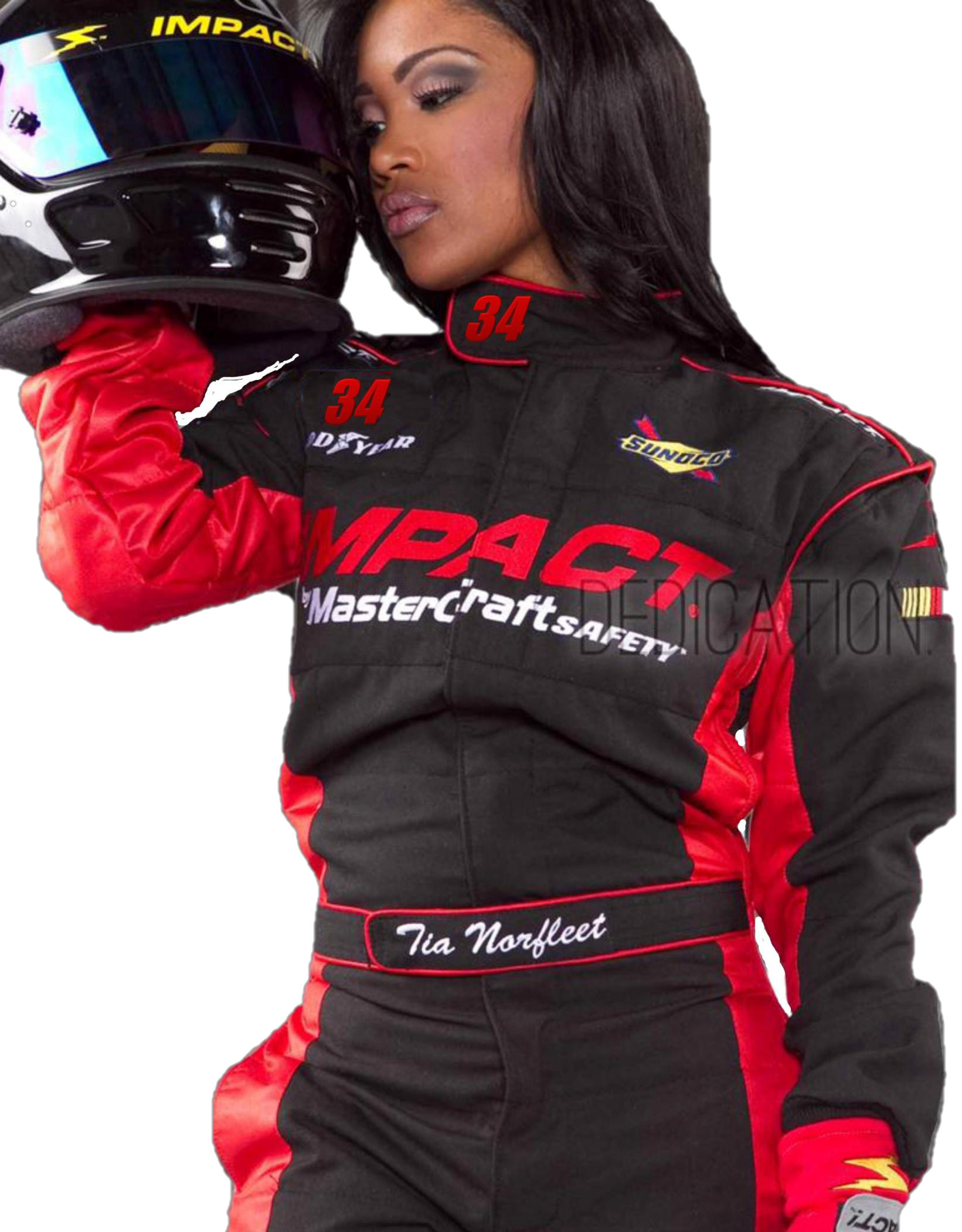 Tia Norfleet to Return to NASCAR - Fact or Fiction?
