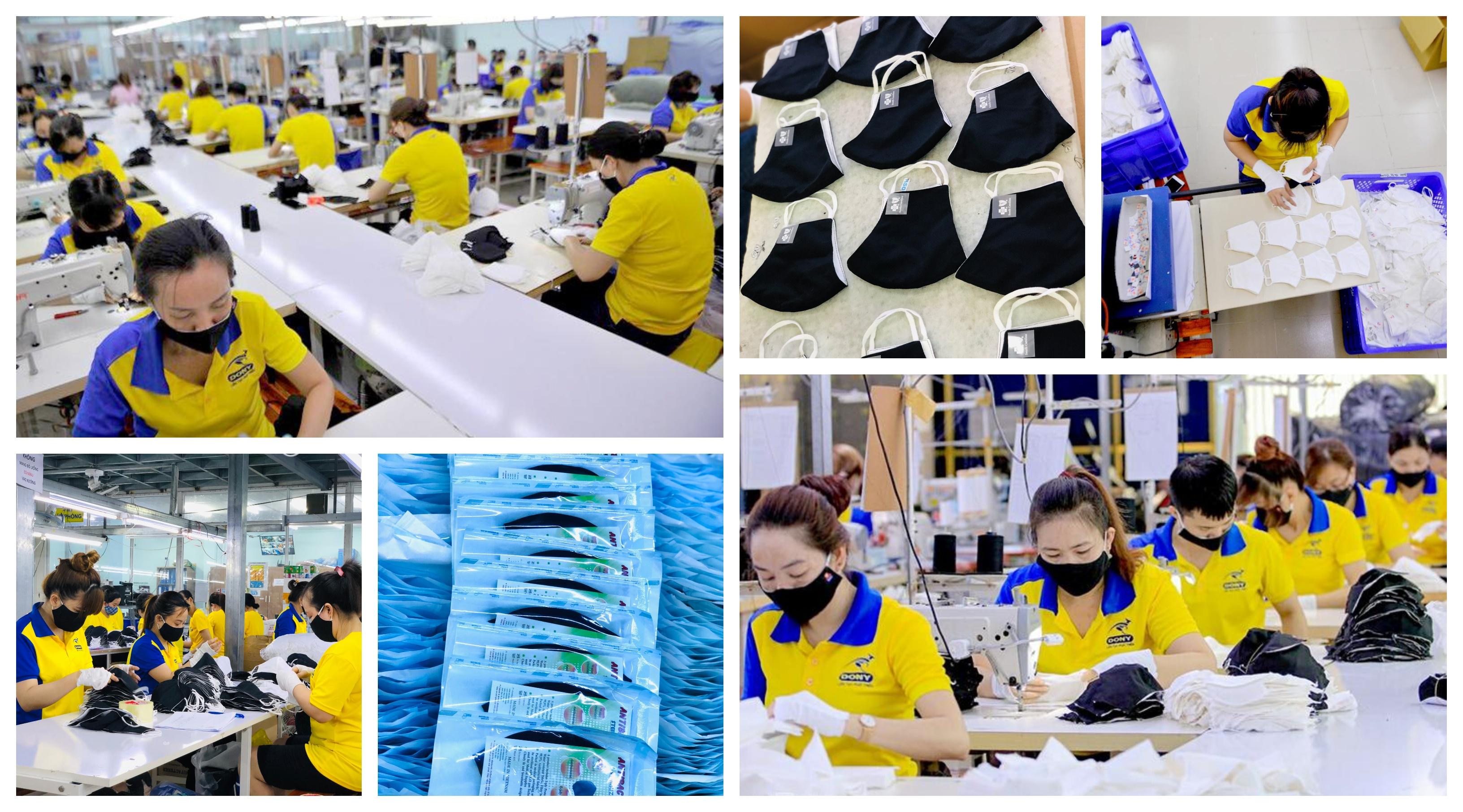 Dony Mask - Wholesale face mask supplier exporter to GGC Countries (Bahrain, Kuwait, Oman, Qatar, Saudi Arabia, UAE)