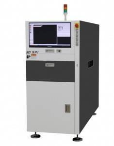 Solder Paste Inspection and 3D Automated Optical Inspection Systems