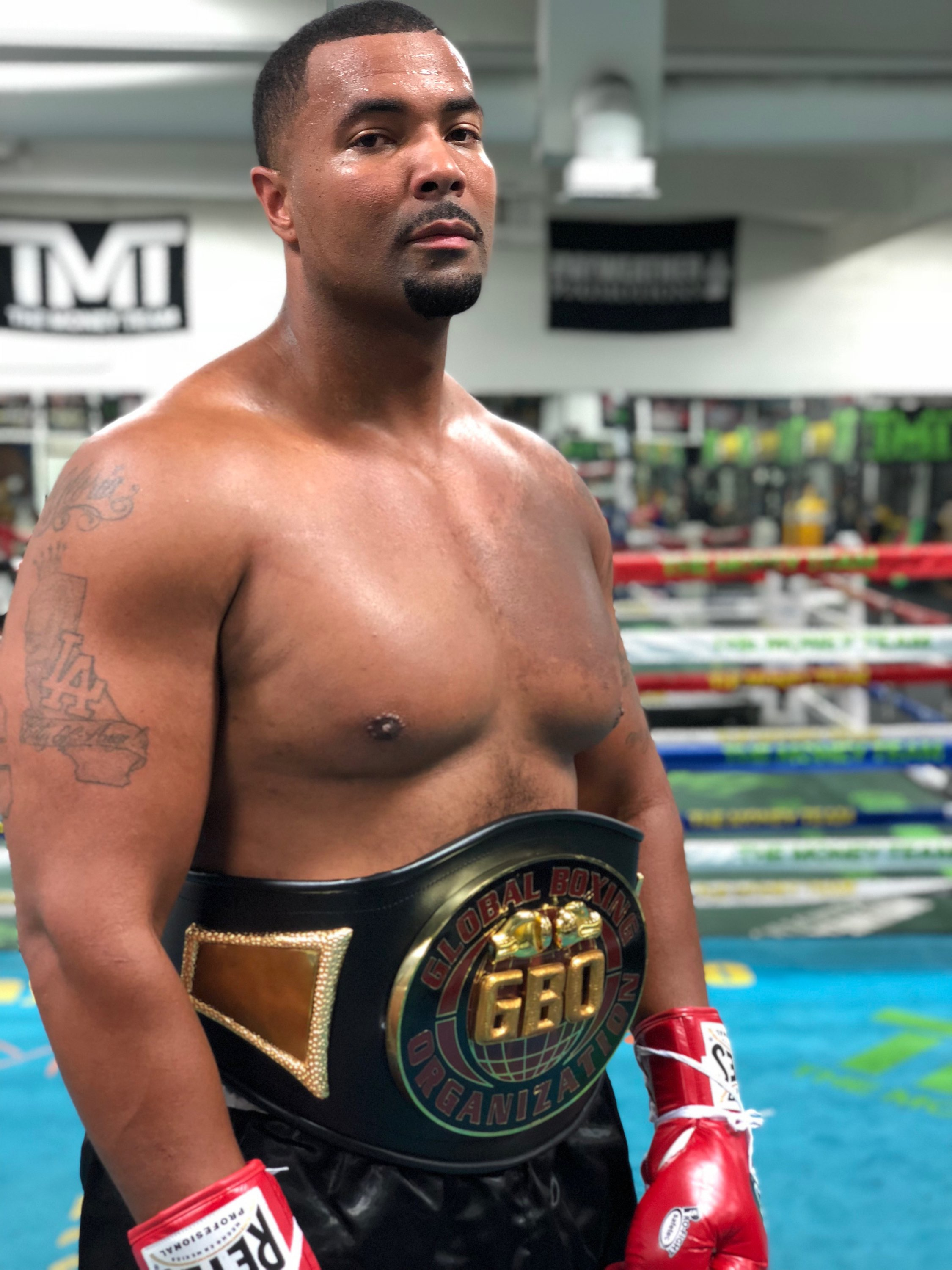 GBO World Heavyweight Champion, Christopher Lovejoy confirms two-fight deal