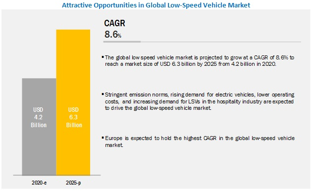 What are the current and future trends in the low-speed vehicle market?