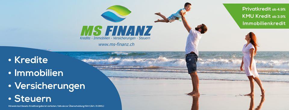 MS-Finanz AG Der fuhrende Finanzdienstleister der Schweiz