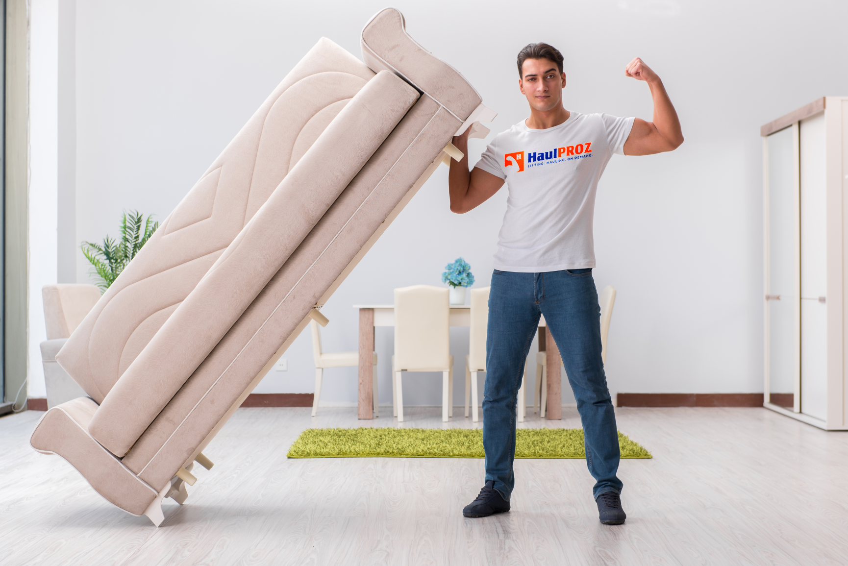 Popularity increases as people find a one-stop junk removal partner in HaulPROZ