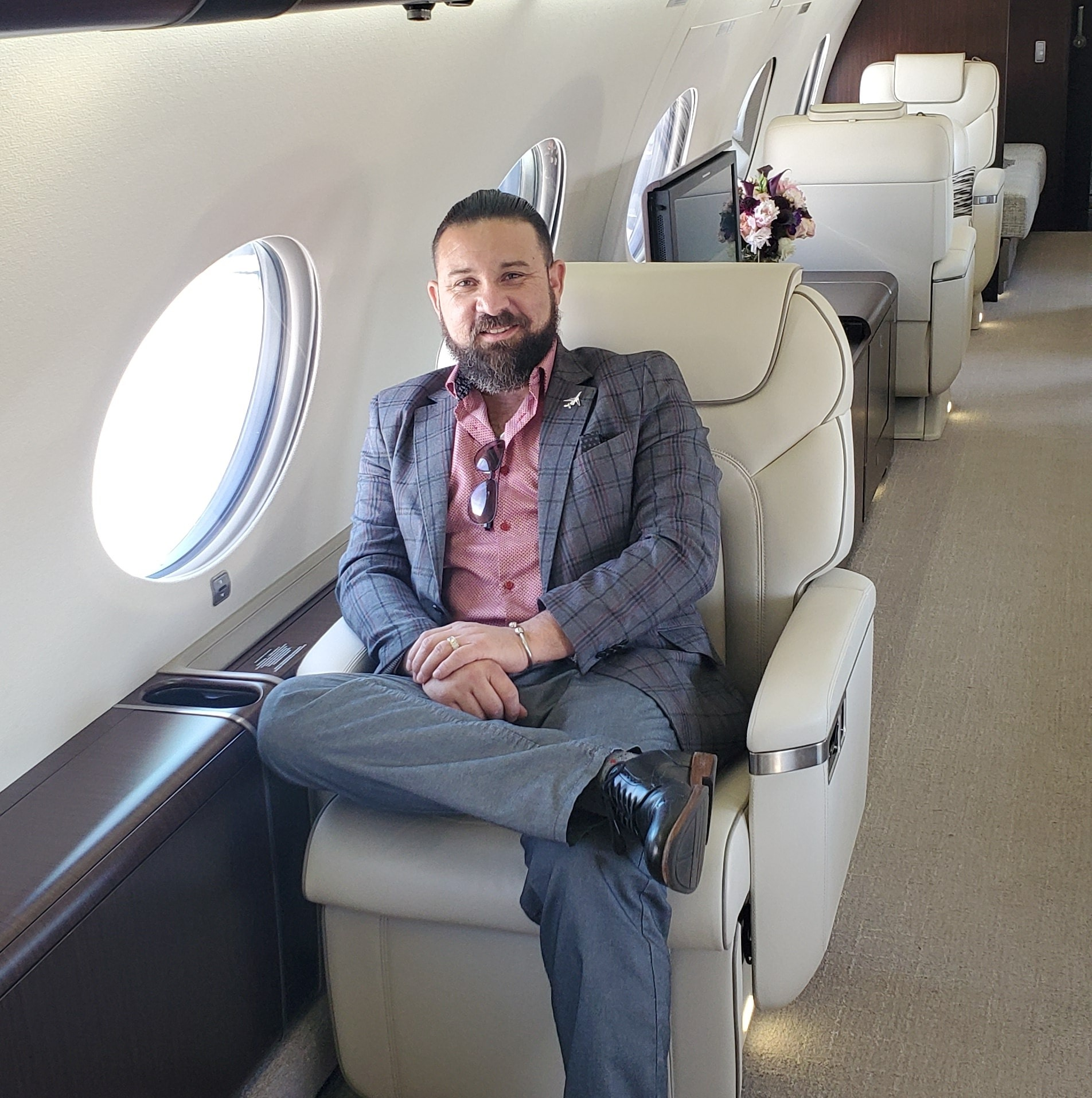 Pedro Curbelo Closed Another Private Jet Deal In Ft. Lauderdale, FL Despite The COVID-19 Pandemic