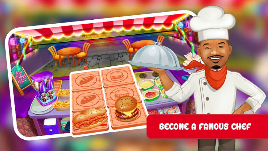 Whip Up Exciting Meals and Win in this New Time Management Game