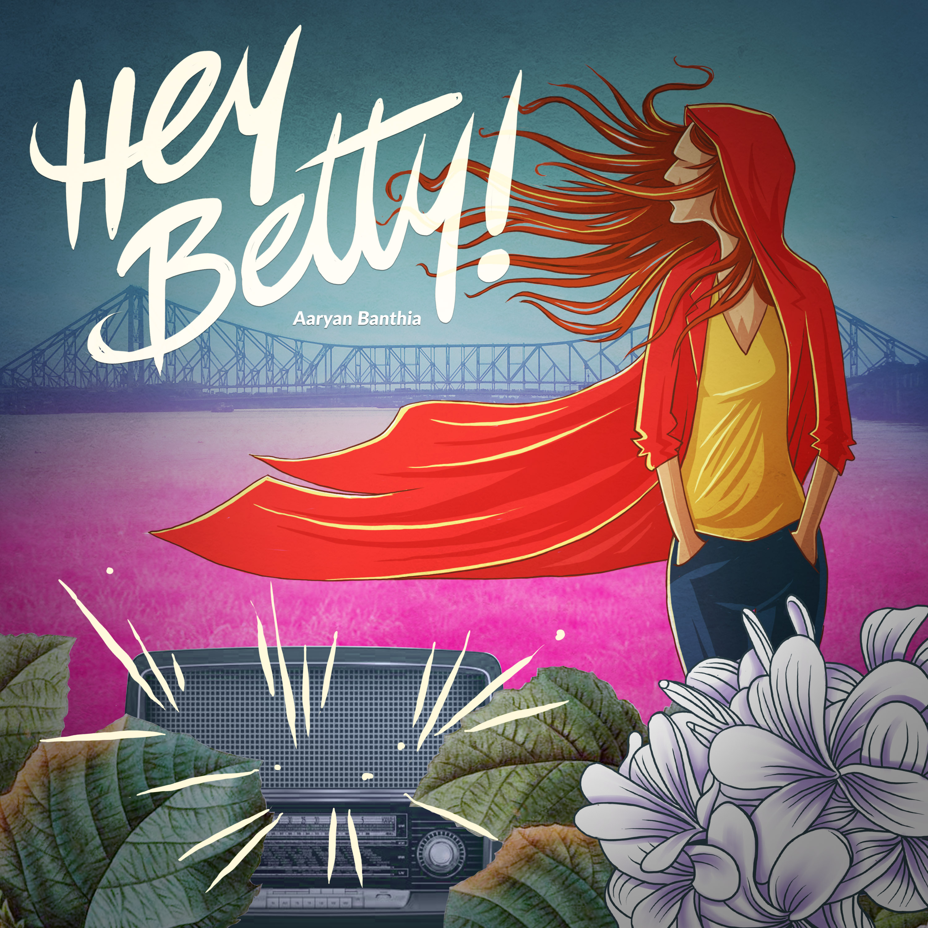 "Talented Singer, Guitarist, Aaryan Banthia drops a new single ""Hey Betty"""