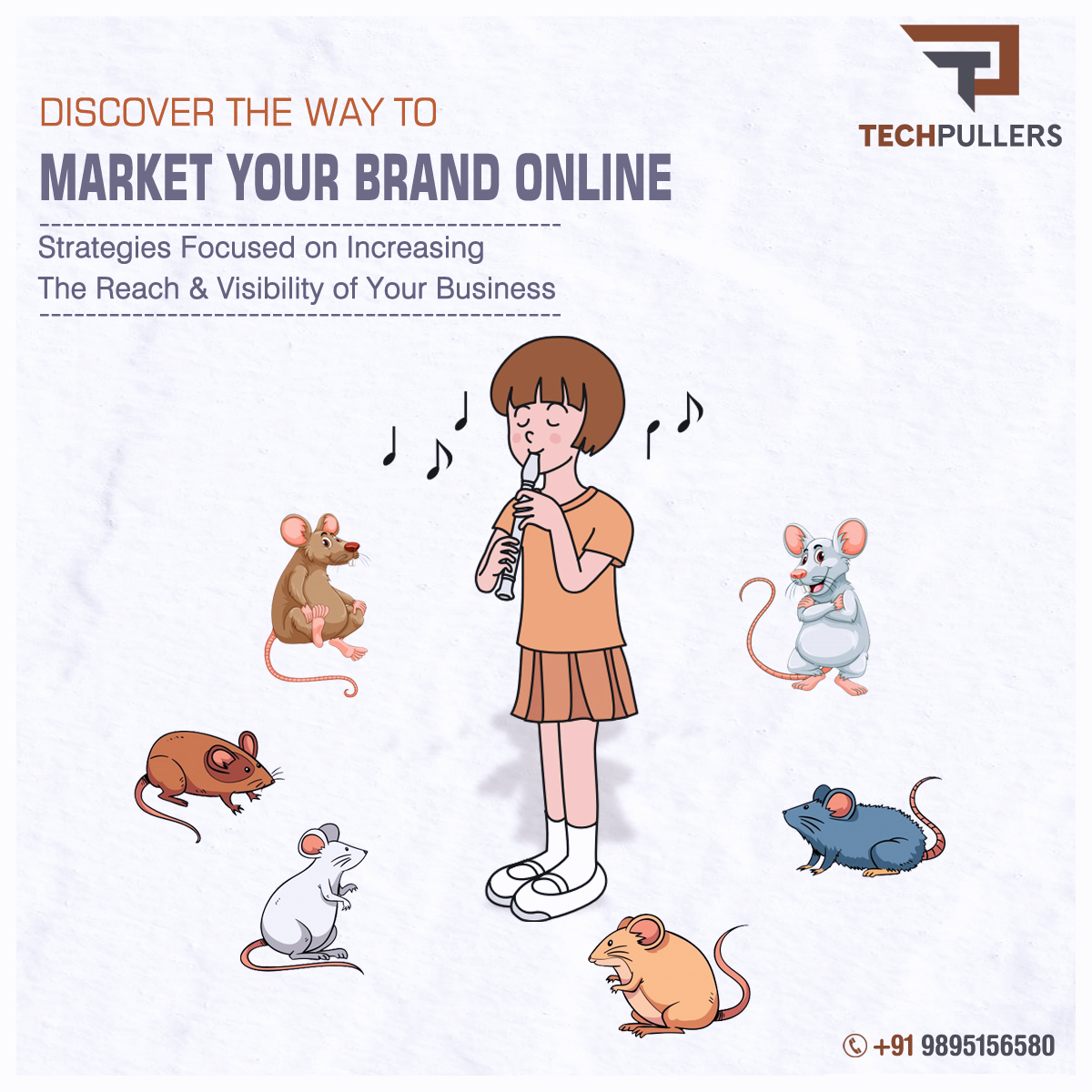 Improve online reputation through digital marketing for business growth