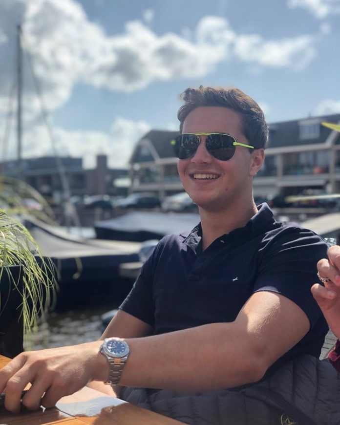 20-Year Old Dutch Entrepreneur Bennie Bos to Bring New Transportation Concept