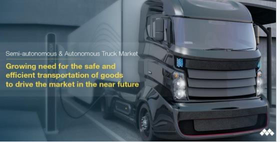 Autonomous Truck Market - Global Forecast to 2030
