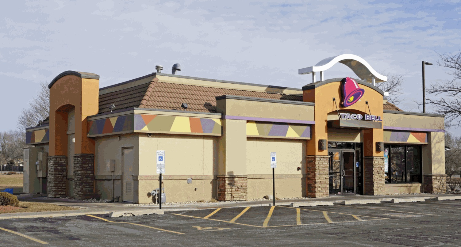 The Boulder Group Arranges Sale of Net Leased Taco Bell in the Chicago MSA