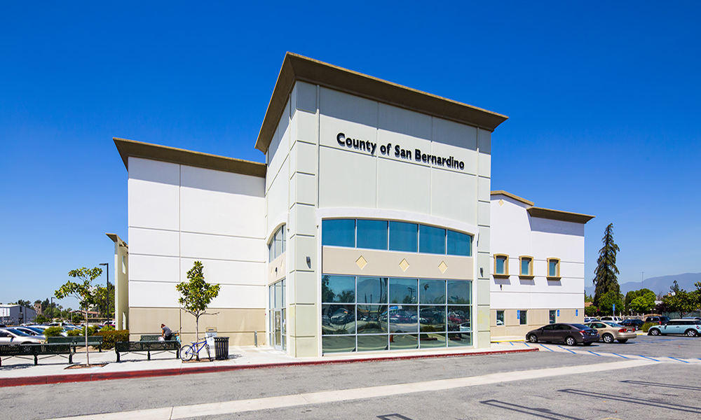 Hanley Investment Group Arranges Sale of Single-Tenant Building Occupied by County of San Bernardino for $13.5 Million