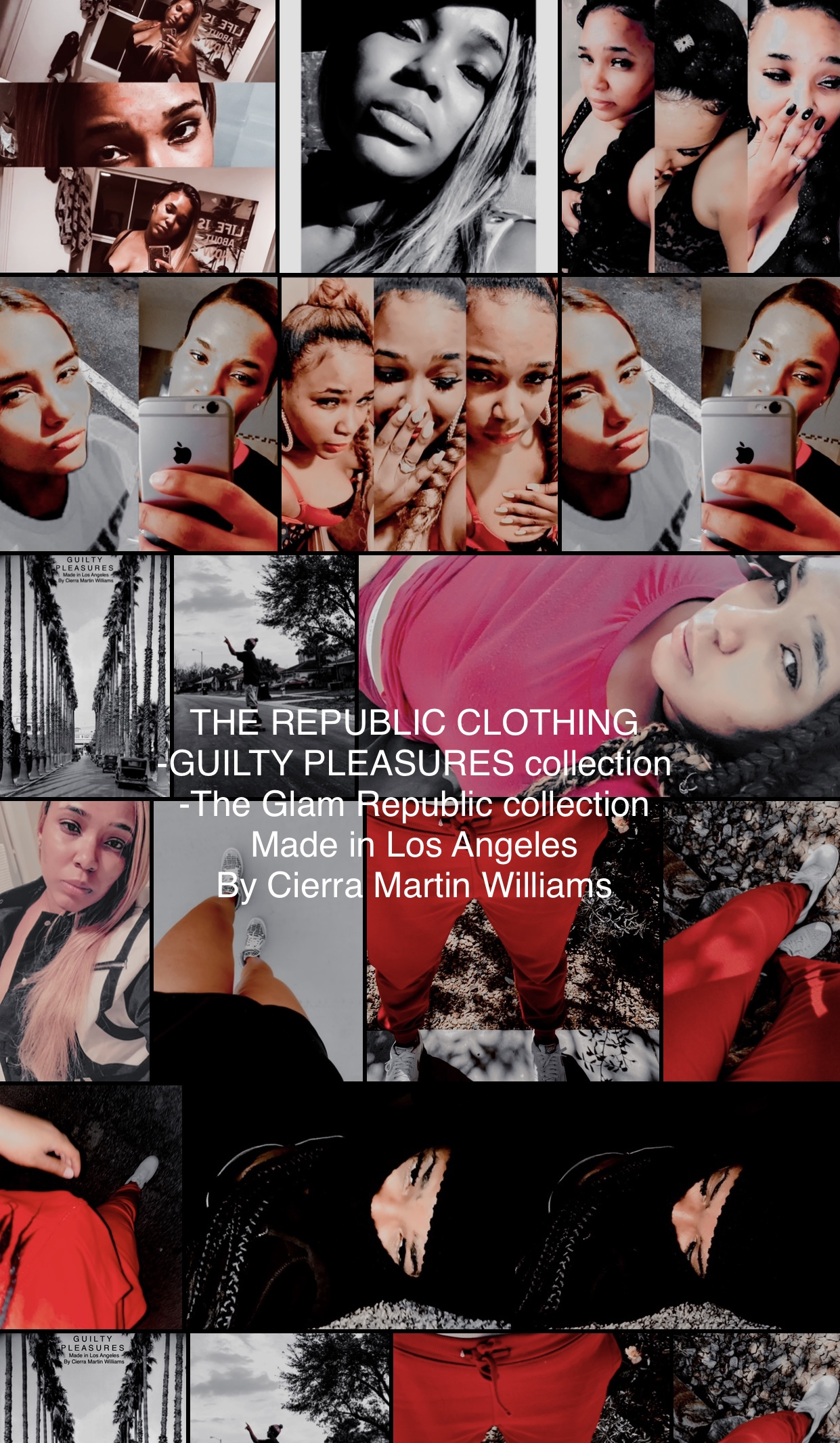 Cierra Martin William's Pink Empire Apparel is set to launch a new fashion and culture unisex brand: 'The Republic L.A' in California