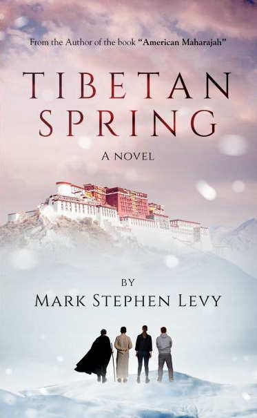 Tibet finally becomes free in this new electrifying and heartwarming novel TIBETAN SPRING