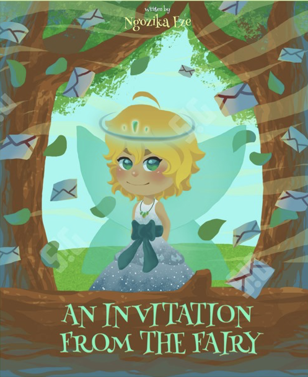 An invitation from the fairy: Ngozika Eze's Thrilling Updated Book.