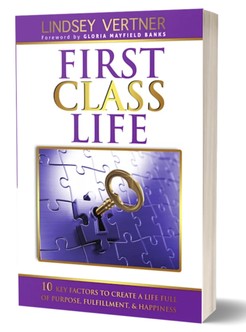 Award-Winning Life Coach's New Book Reveals Secrets to a 'First Class Life™'