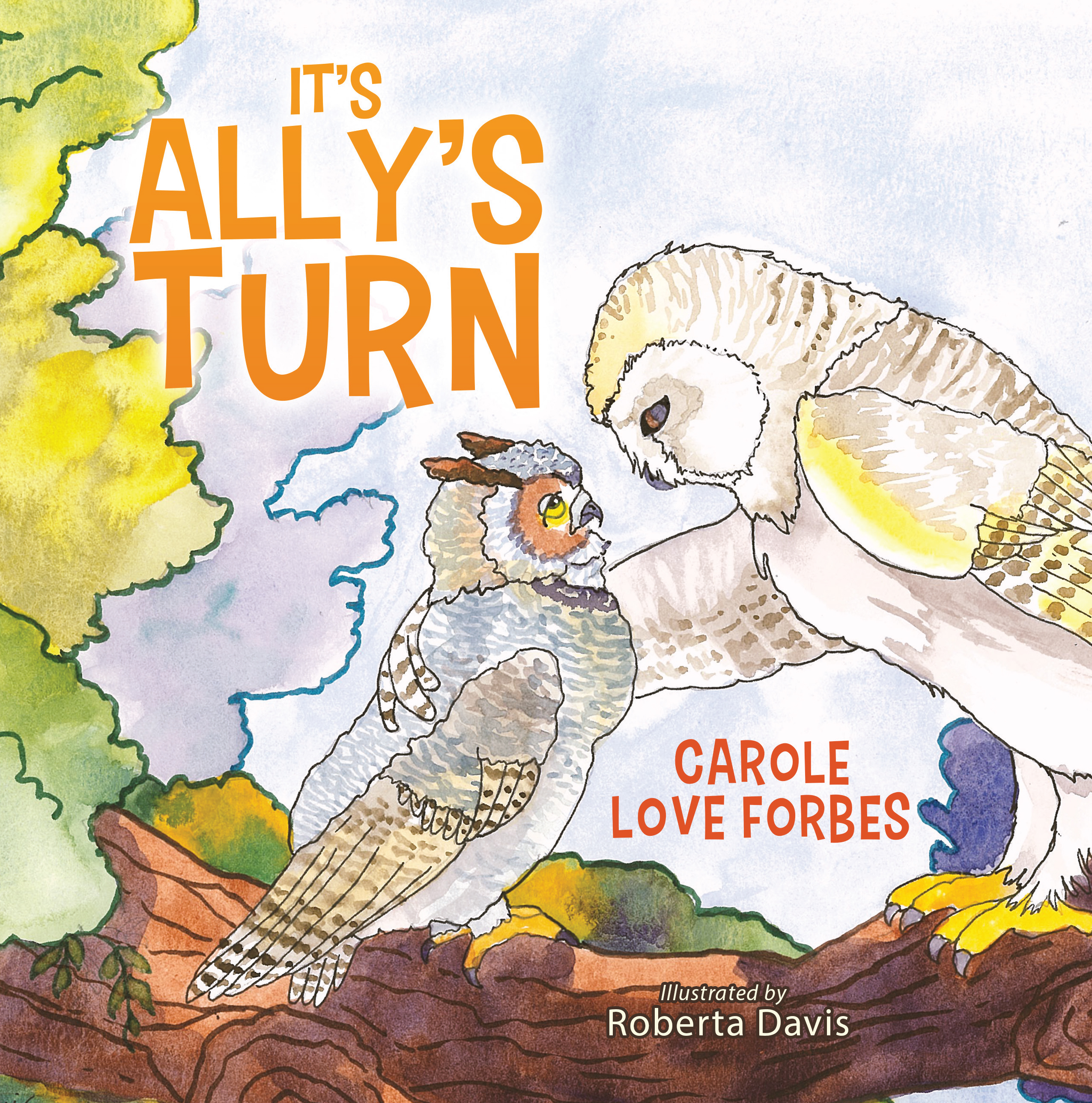 Self-esteem charming book for children flies high on bookshelves